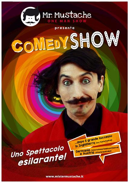 MisterMustache_comedy show